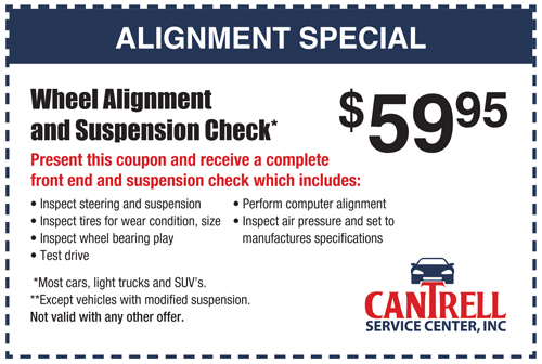 Alignment coupon august 2018
